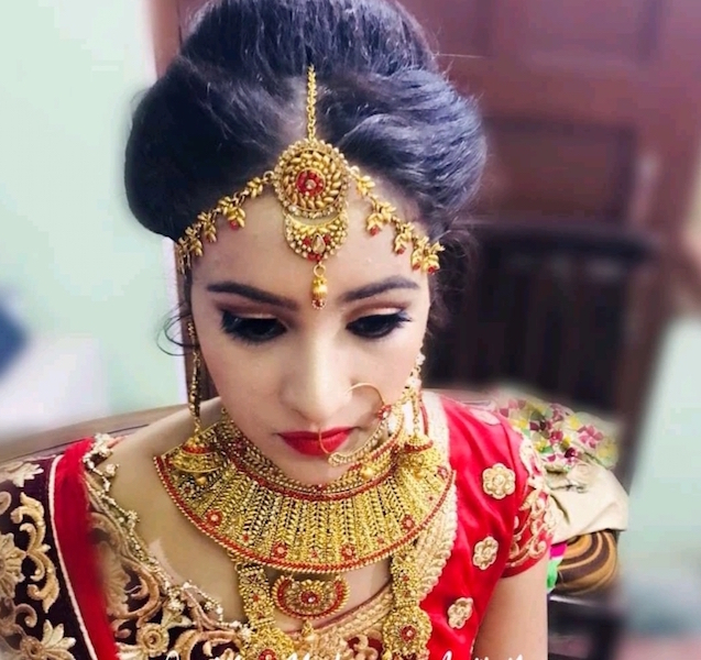 Hd Makeup Bridal In Delhi Noida Low