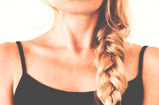 Five Strand Braid  hairstyles