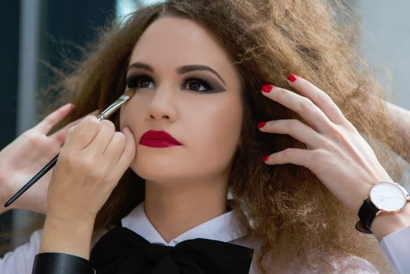 book Party Makeup Artist