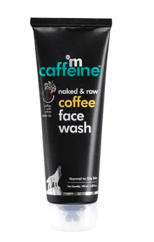 MCaffeine Naked and Raw Coffee Face Wash