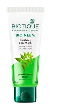Biotique Bio Neem Purifying Face Wash